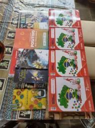 Vende-se livros EDITORA POSITIVO 7° ano