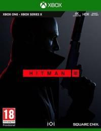 Título do anúncio: Hitman 3 Xbox One Digital