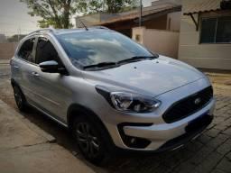 Título do anúncio: Ford Ka Freestyle (Na garantia de fábrica)