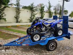 Quadriciclo Yamaha Raptor 700 R