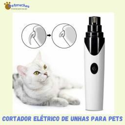 Cortador Elétrico de Unhas para Pets