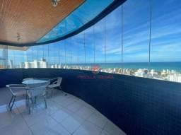 COBERTURA DUPLEX com vista para o mar com 4 quartos