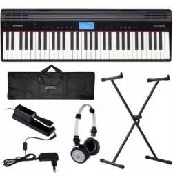 Roland Kit Go Piano Produto Novo Loja Fisica Trabalhamos Com Entregas