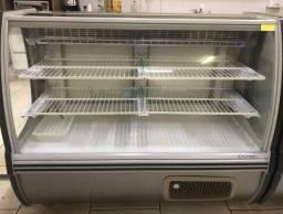 Balcão Refrigerado Gelopar 1,40m Confeitaria