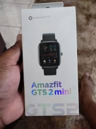 Título do anúncio: Relógio Amazfit GTS 2 Mini (Original) Com Alexa