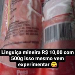 Linguiça mineira