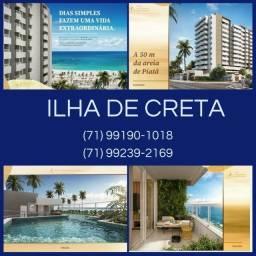 Título do anúncio: Ilha de Creta - 1, 2 e 3 quartos em Piatã - Ilha de Creta