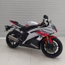 Yamaha R6 2012 *edição limitada