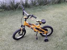 Bicicleta infantil aro 14 Jeep