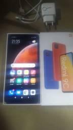 Título do anúncio: Xiaomi Redmi 9c novo na caixa