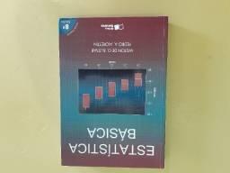 Livro Estatística básica