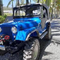 Jeep ford 77.injetado.ft 300
