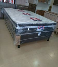Conjunto box base mais colchão (NOVO)