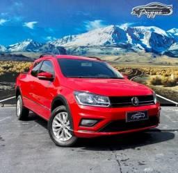 Título do anúncio: Volkswagen Saveiro Highline 1.6 Flex Manual Cabine Dupla