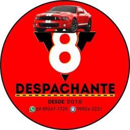 V8 DESPACHANTE