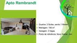 Título do anúncio: apartamento rembrandt - R$ 850 mil