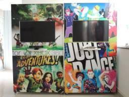 Vídeo Games X-Box e Wii