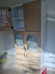 Armário Cozinha Aço