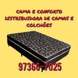 Título do anúncio: CAMA BOX CASAL , ENTREGA GRÁTIS E IMEDIATA!!!