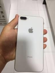 Título do anúncio: iphone 8plus branco