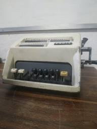 Máquina Calculadora Facit- retrô