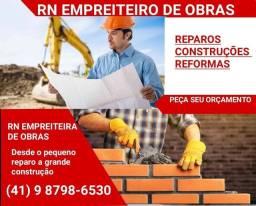 RN Empreiteira De Obras Industriais, comerciais e Residenciais