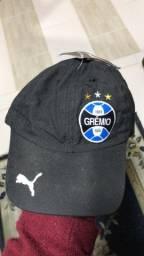 Boné Grêmio 2006 na etiqueta