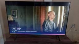 Smart tv Samsung 55 polegadas atualizada R$2.600