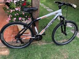 Bicicleta parcelo em 10x