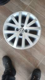 Roda original da Volkswagen aro 15