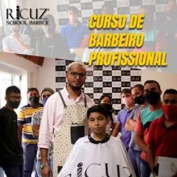 Curso de Barbearia profissional em promoção