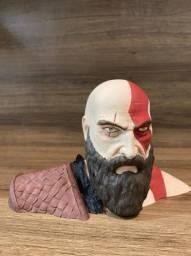 Busto Kratos God of War