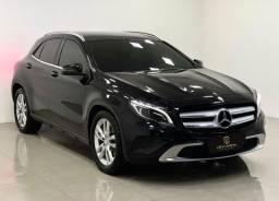 Mercedes gla 200 advance 1.6 turbo 2015 automática. léo careta veículos