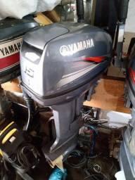 Título do anúncio: Motor Yamaha 15hp presso bom !!