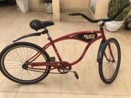 Título do anúncio: Vende-se bicicleta estilo retrô conservada
