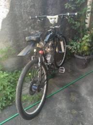 Título do anúncio: Bicicleta motorisada