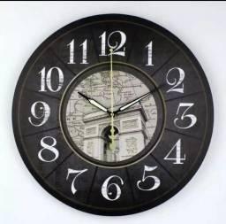 Vende-se relógio de parede (NOVO)