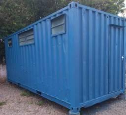 Container Marítimo Escritório / Deposito