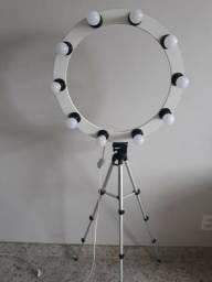 Ring Light Completo com Lampadas