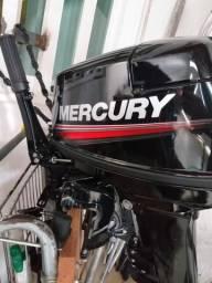 Motor de popa mercury 18hp - 2018