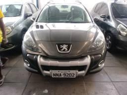 Peugeot / 207 escapade 2010 / 2011. Completo, revisado, novíssimo