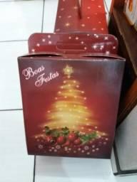 Embalagens natalina