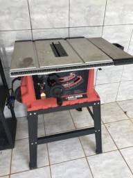 Serra de bancada profissional 10 Pol 1800w BLACK DECKER