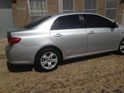 Corolla XEI 1.8 aut., 2009/2010 Novíssimo - 2009