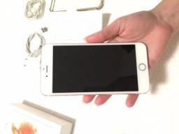 Phone 6s plus 128 gb rosa