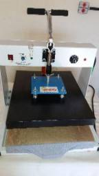 Máquina de Estampar Usada Compacta Print P40
