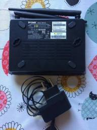 Roteador wireless d-link dir-615 duas antenas comprar usado  Mongaguá