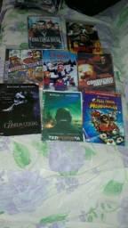 Dvd's filmes. temos uns 200 dvd's valor a combinar. todos novos.