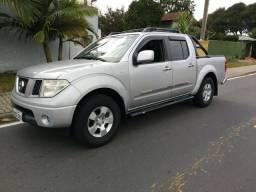 Nissan Frontier 2009 excelente aceito carro menor valor - 2009