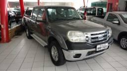 Ford Ranger 3.0 diesel 4x4 XLT 2010 (Entrada de R$11.000,00) - 2010